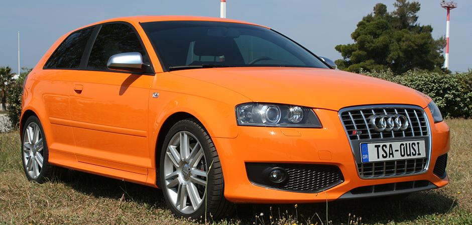 Βελτίωση εμφάνισης και επιδόσεων για Audi S3